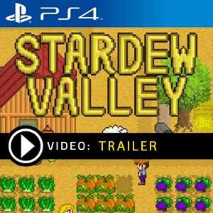 Stardew Valley PS4 en boîte ou à télécharger