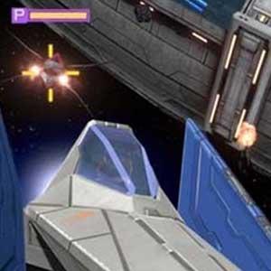 Star Fox Zero Nintendo Wii U Screenshot
