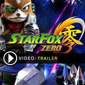 Star Fox Zero Nintendo Wii U en boîte ou à télécharger