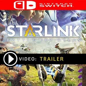 Starlink Battle for Atlas Nintendo Switch en boîte ou à télécharger
