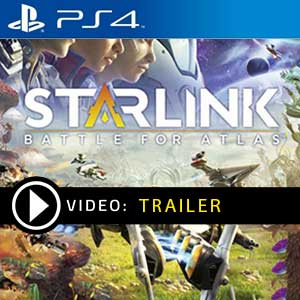 Starlink Battle for Atlas PS4 en boîte ou à télécharger