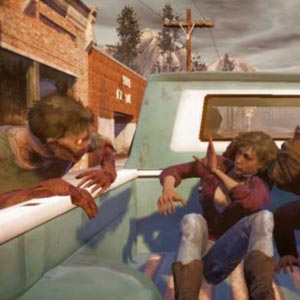 State of Decay Attaque de Zombies
