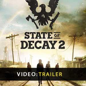 Acheter State of Decay 2 Clé CD Comparateur Prix