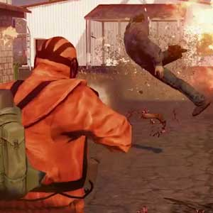 State of Decay Breakdown Lutte