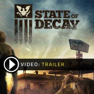 Acheter State of Decay clé CD Comparateur Prix