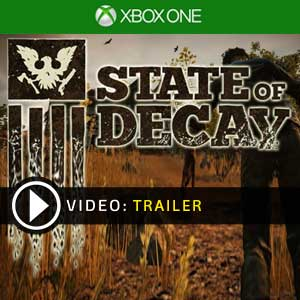 State of Decay Xbox One en boîte ou à télécharger