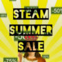 Steam Summer Sale 2018 vs les prix de Goclecd !