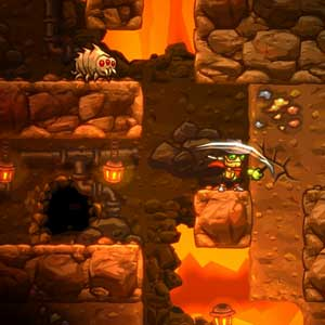 Steamworld Dig Treasure