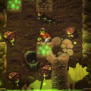 Steamworld Dig Ancien monde