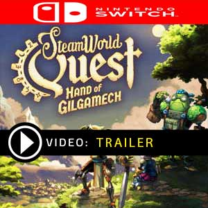 SteamWorld Quest Hand of Gilgamech Nintendo Switch en boîte ou à télécharger