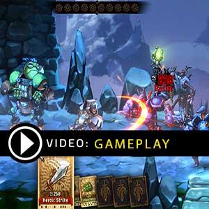 SteamWorld Quest Hand of Gilgamech Gameplay Video