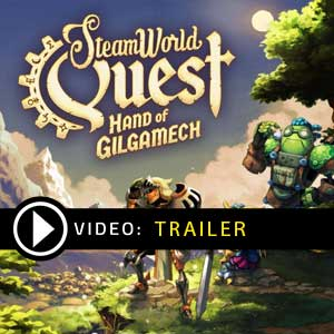Acheter SteamWorld Quest Hand of Gilgamech Clé CD Comparateur Prix