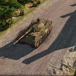 Unités de Steel Division Normandy 44