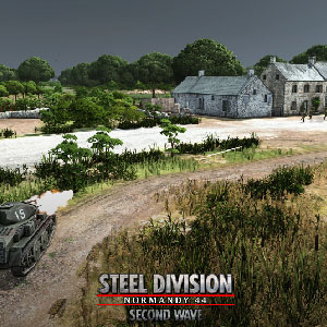 Steel Division Normandy 44 Second Wave -Closer Combat