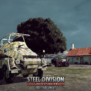 Steel Division Normandy 44 Second Wave - Knispel Ace