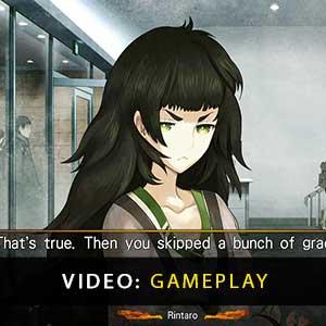 Steins Gate 0 Gameplay Video