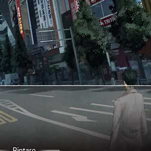 STEINS GATE Gameplay