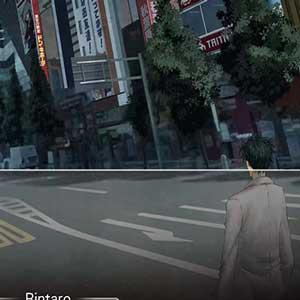 STEINS GATE Gameplay