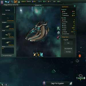 Stellaris Yssagg MKII-class