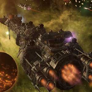 Lutter contre les pirates de l'espace impitoyables