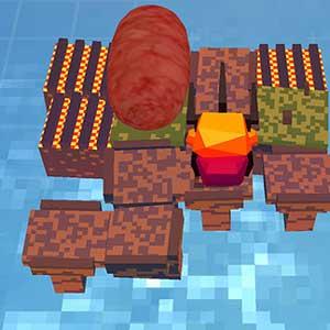 Sausage Rouler dans une grille