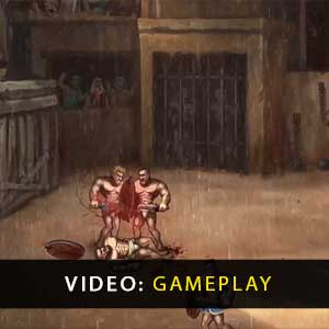 Story of a Gladiator Gameplay Video