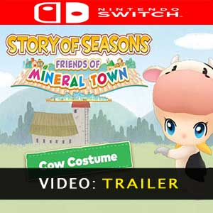 Acheter STORY OF SEASONS Friends of Mineral Town Nintendo Switch comparateur prix