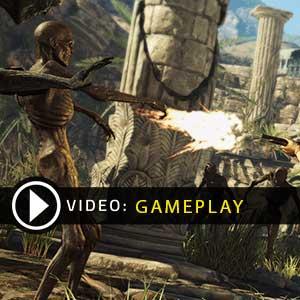 Strange Brigade vidéo Gameplay