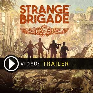 Acheter Strange Brigade Clé CD Comparateur Prix