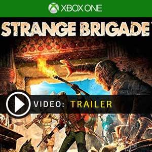 Strange Brigade Xbox One en boîte ou à télécharger