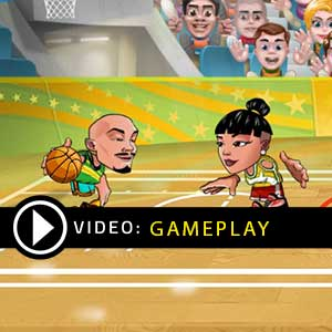Street Basketball Nintendo Switch Gameplay Video