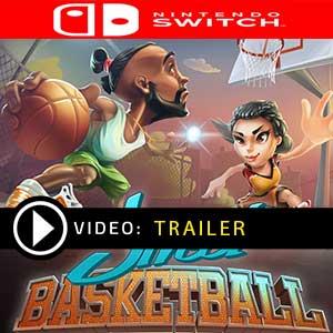 Street Basketball Nintendo Switch en boîte ou à télécharger
