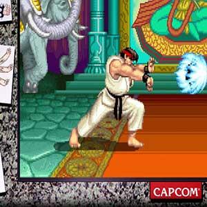 Street Fighter 30th Anniversary Ryu vs Zangief