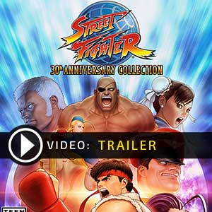 Acheter Street Fighter 30th Anniversary Clé CD Comparateur Prix