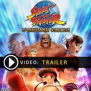 Acheter Street Fighter 30th Anniversary Clé CD Comparateur Prix