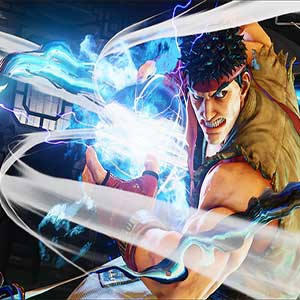 Street Fighter 5 Hadouken