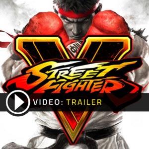 Acheter Street Fighter 5 Clé Cd Comparateur Prix