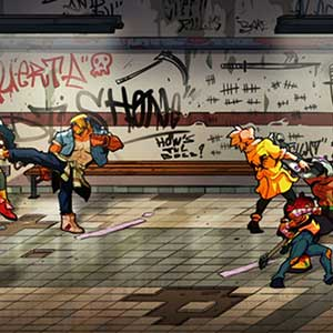 Streets of Rage 4 Personnages