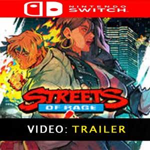 Streets of Rage 4 Vidéo de la bande-annonce
