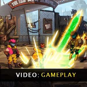 Streets of Rage 4 Vidéo de gameplay