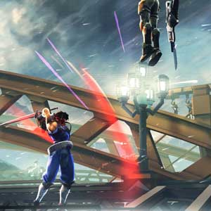 Strider Xbox One Bats toi