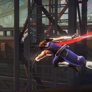 Strider Gameplay