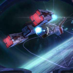 Strike Suit Zero Directors Cut Vaisseau spatiale