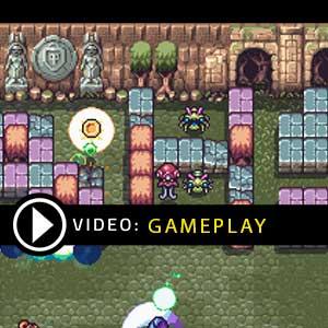 Strikey Sisters Nintendo Switch Gameplay Video