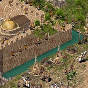 Stronghold Crusader Extreme Château