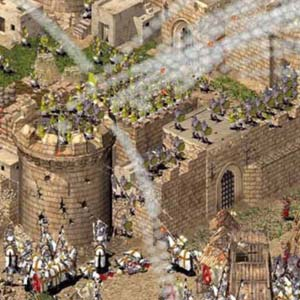 Stronghold Crusader Extreme Gameplay