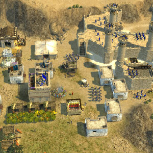 Stronghold Crusader 2 Empire