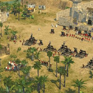 Stronghold Crusader 2 Bateau