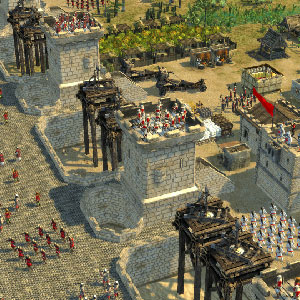 Stronghold Crusader 2 Gameplay