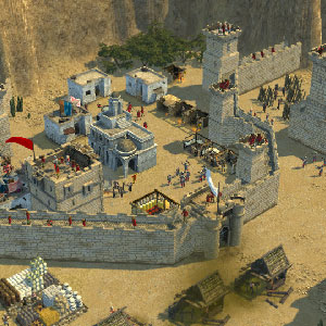 Stronghold Crusader 2 Gameplay Image